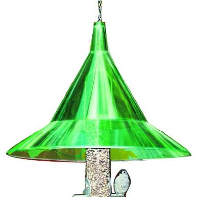 Mandarin Hanging Squirrel-Away Baffle - Green