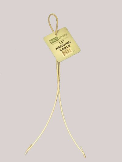 Birds Choice Hanging Push-In Cable (small hoppers)