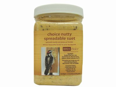 Choice Spreadable Suet - 20.96 oz