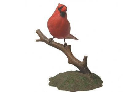 Northern Cardinal Carving - Male