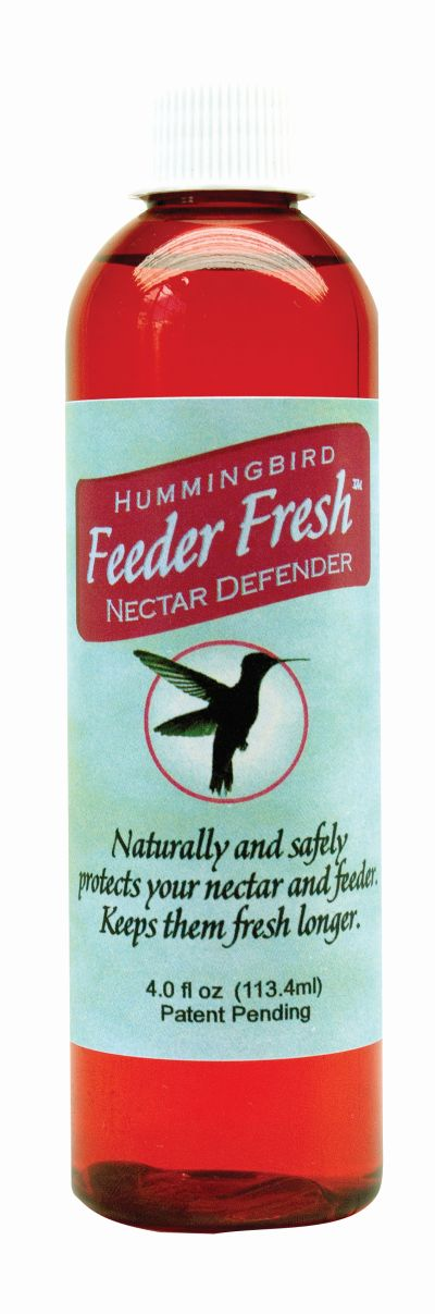 Fresh Hummingbird Nectar Defender