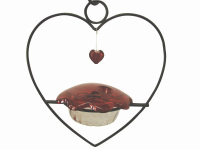 Hummingbird Heart Feeder | Birds Choice #HHF