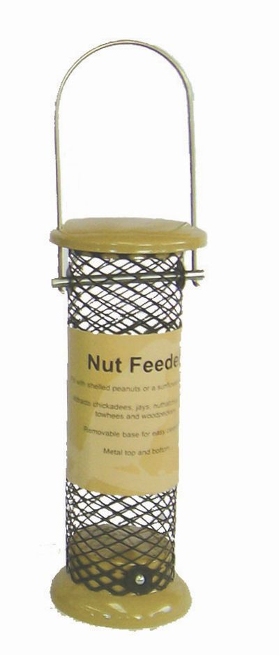 2-cup Nut Feeder with Easy Clean Out Base  | Birds Choice #LCNUT