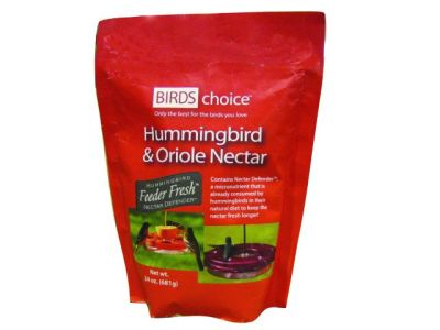 Hummingbird/Oriole Nectar with Defender | Birds Choice #ND1024