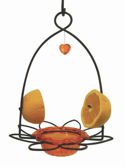 Oriole Flower Bird Feeder | Birds Choice #OFF