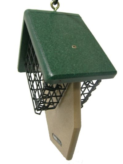 Double Tail Prop Suet Feeder | Birds Choice #SNDTP
