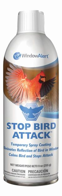 WindowAlert 9 oz. Stop Bird Attack