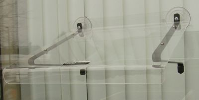 13 X 12 Acrylic Window-Mount Cover | Birds Choice #WMT100