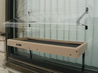 23 X 12 Acrylic Top for Window-Mount Platform (for SNWM200) #WMT200