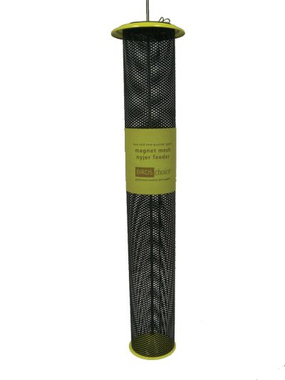 2-1/4 Qt. Magnet Mesh-Yellow-Nyjer-Thistle Feeder | Birds Choice #XTF32TALL