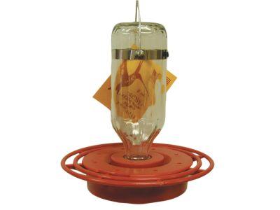 Best-1 Glass Hummingbird Feeder, 8 oz.