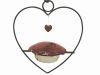 Hummingbird Heart Feeder   Birds Choice #HHF